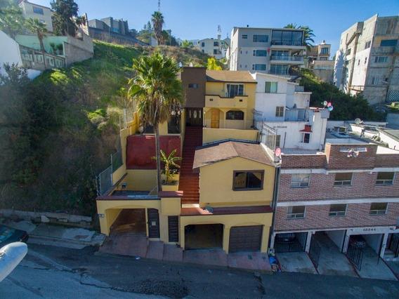 Casa En Renta En Colinas De Agua Caliente, Tijuana B.c.