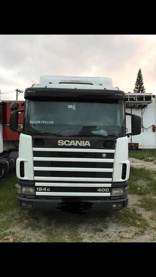 Scania 124 400 Ano 2002