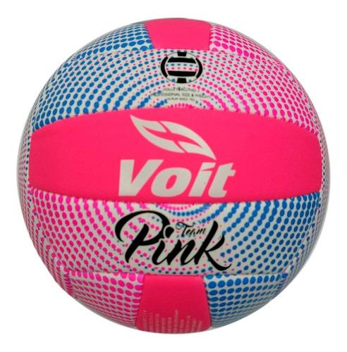 Imagen 1 de 3 de Balon De Volybol Voit Pink