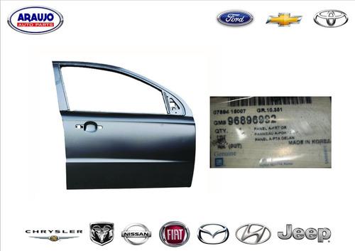 Puerta Delantera Derecha Chevrolet Aveo Ls Lt Gm 2008 2014