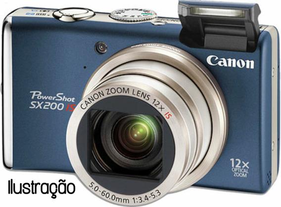 Câmera Canon Sx200is No Estado