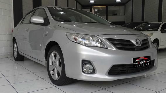 Toyota Corolla 1.8 2013 16v Gli Flex Aut. 4p