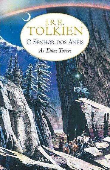 As Duas Torres O Senhor Dos Anéis Vol 2 J.r.r. Tolkien