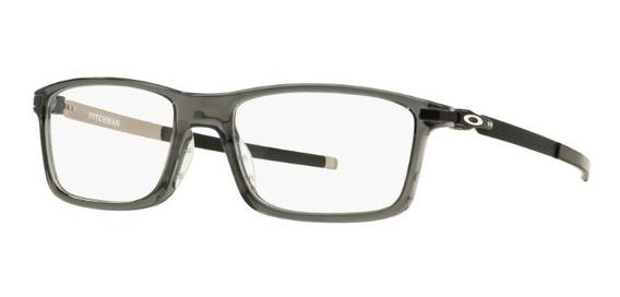 Armazon Oftalmico Oakley Pitchman 8050 06 Grey Smoke Gafas