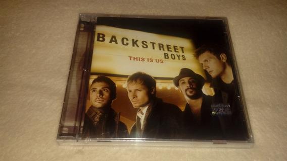Backstreet Boys - This Is Us (cd Nuevo, Sellado) *