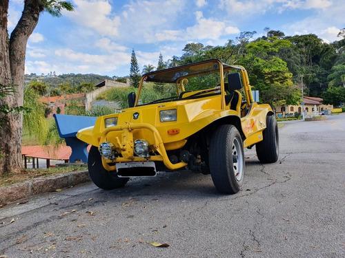 Buggy Conversivel Brm M10 2009 - Excelente Estado - Baixa Km
