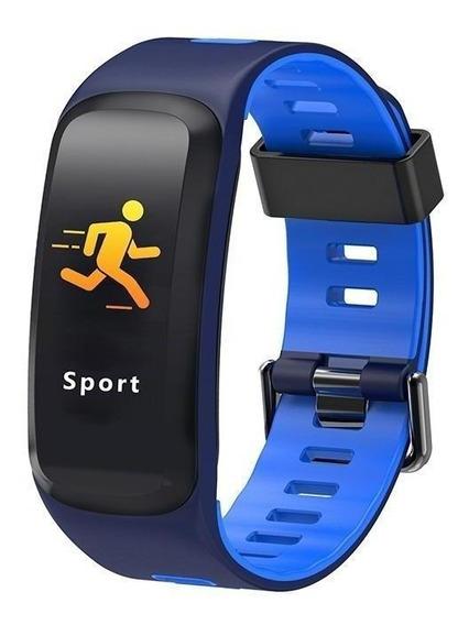 Binden Smartwatch F4 Plus Ip68 Funciones De Medición Multi-deporte, Frecuencia Cardiaca, Calorías, Pedómetro