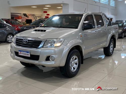 Imagen 1 de 14 de Toyota Hilux Sr 4x4 Mt
