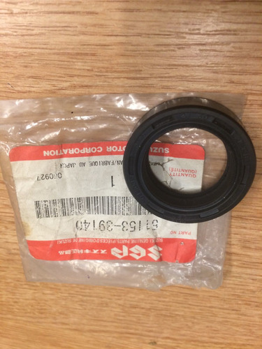Color : 1 Pair Dust Seal 27 39 NO LOGO FJY-Quan 10.5 de la Motocicleta Amortiguador Seal /& Dust Frente Tenedor Amortiguador del Sello de Aceite for Suzuki RM80 GP125U 1978 1977