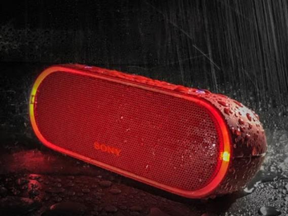 Caixa De Som Sony Bluetooth Srs-xb20 Vermelho