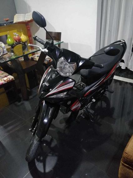 Moto Yamaha Cripton Mod 2017