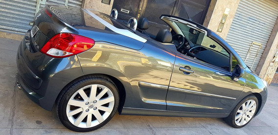 Peugeot 207 Cc Cabriolet 1.6 156cv Impecable!