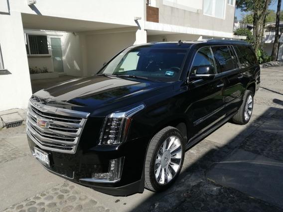 Cadillac Escalade Esv Platinum 6.2 4x4 Impecable
