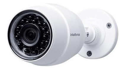 Câmera De Monitoramento Intelbras Ic5 Hd Com Wi-fi,micro -sd
