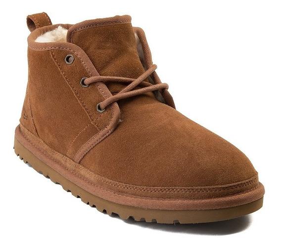 Zapatos Ugg Mod. 896070 Neumel Casual Castaño Hombre / H