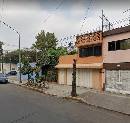 Imagen 1 de 8 de Casa En Venta En Tlatilco, Azcapotzalco  Cjco
