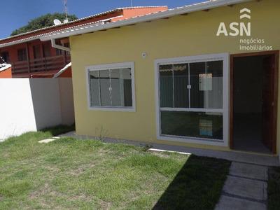 Casa Linear, 2qtos, 1 Suíte No Jardim Marilea - Ca0115