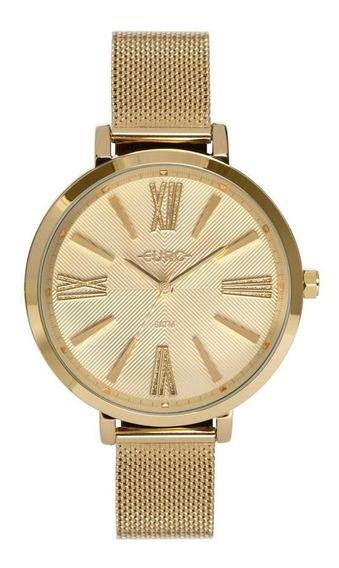 Relógio Euro Feminino Maximized Analógico Clássico Elegante