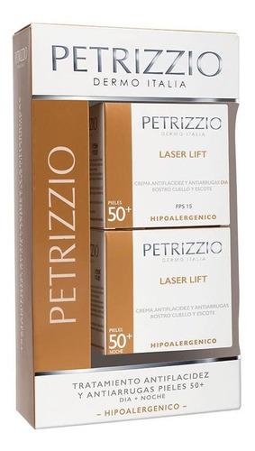 Tratamiento Laser Lift Dia + Noche Petrizzio Pack