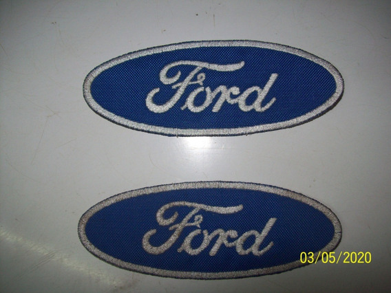 Parches Bordados Ford