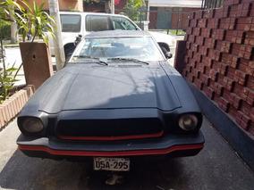 Mustang Año 1974 Mecanico