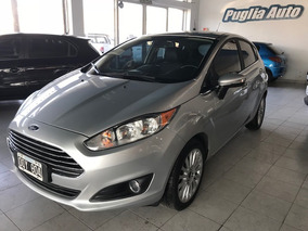 Ford Fiesta Kinetic Design 1.6 Titanium Powershif 120cv 2015