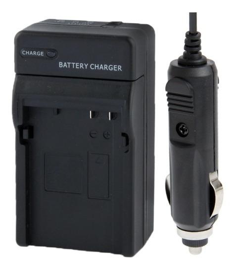 Camara Digital Bateria Vehiculo Chargerfor Canon Lp-e8 C7zx