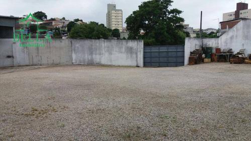Terreno Comercial Para Locação, Jardim Mangalot, São Paulo. - Te0191