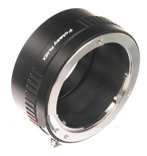 Lente Adaptador Pentax Para Sony Nex-7 Nex-6 Nex-5r Nex-5n