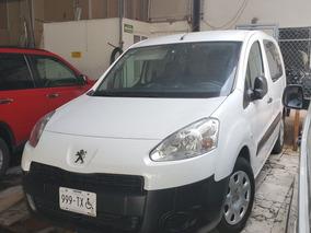 Peugeot Partner Tepee Adaptada Silla De Ruedas Vendido