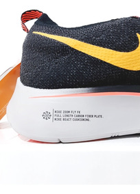 Tênis Nike Zoom Fly Flyknit Corrida Original N. 39 (7.5 Usa)