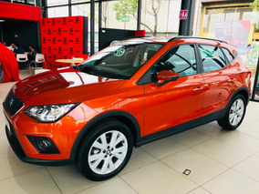 Seat Arona Style 1.6 Lts Automatico 2019 Nuevo