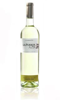 Vino Blanco La Puerta Alta Torrontés La Rioja Caja X 6