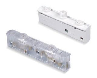 Accesorio Para Conexión/ Conector Riel Aluminio 1, 2 Y 3 Mts