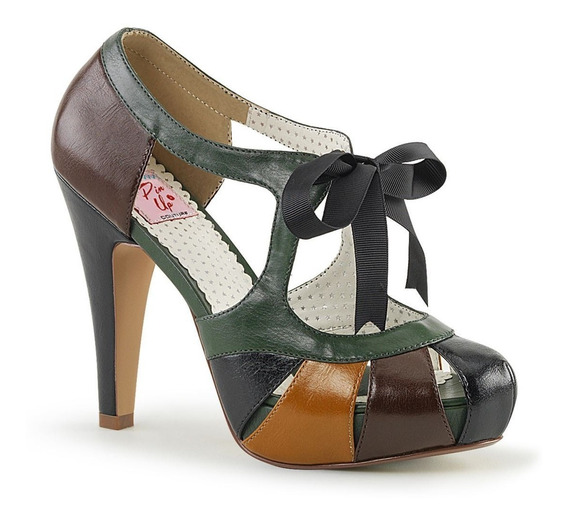 Zapatos Pinup Couture Bettie-19