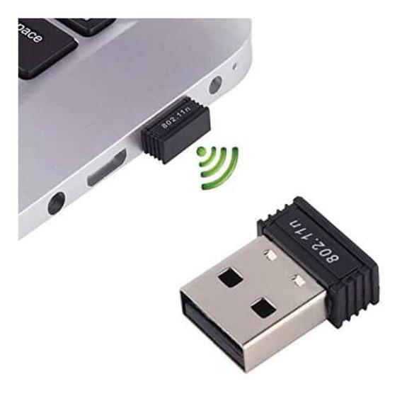 Placa De Red Wifi Usb