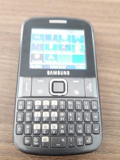 Celular Samsung Chat @ Gt 222