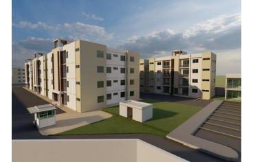 Proyecto Residencial Bavaro 1 Hab.