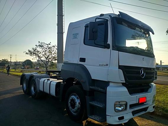 Mb Axor 2540 6x2 Motor Novo -- 2544 113 Fh 380 400 420 440