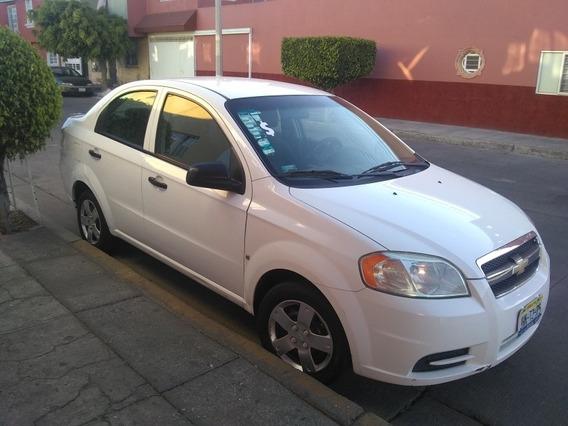 Chevrolet Aveo 1.6 M 5vel Mp3 R-14 Mt 2010