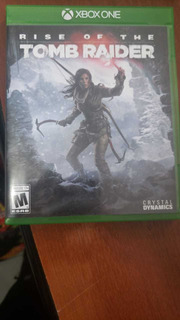 Rise If The Tomb Raider Juego Físico Xbox One Original