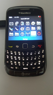 Blackberry 9300 Seminovo Funcionando