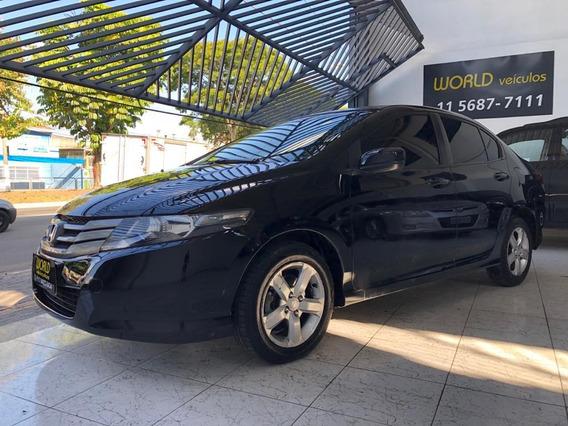 Honda City 1.4 Dx Automático Flex 2010/2011