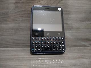 Motorola Blur Charm Mb502 Funciona + Carregador