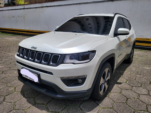Jeep Compass 2017 2.0 Longitude Flex Aut. 5p