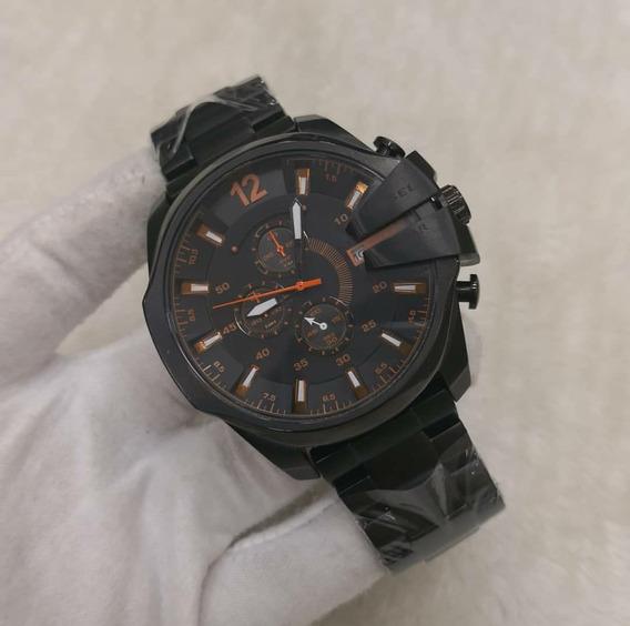 Diesel Black Orange