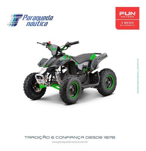 Imagem 1 de 12 de Atv Fun Motors Ligeirinho 49