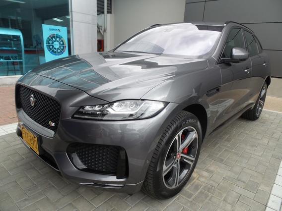 Jaguar F-pace 3.0 S