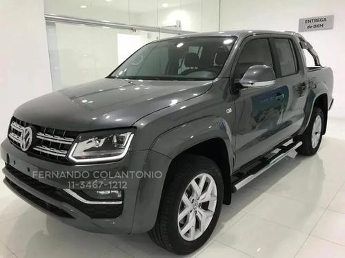 Volkswagen Nueva Amarok V6 Highline 4x4 258cv Vw 2021 Auto F