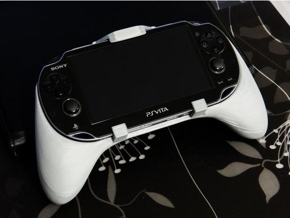 Kit Conforto Grip Personalizado Ps Vita Pch-1000